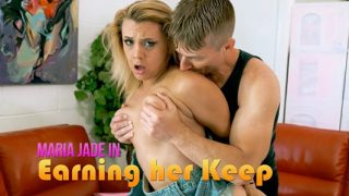Maria Jade – Earning her Keep