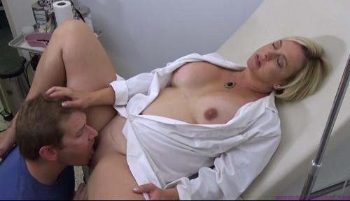 Mom son beach porn