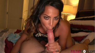 Julianna Vega – Mom Hides From My Dad in My Room & I Make Her Fuck Me