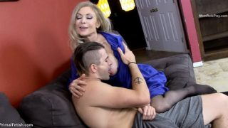 Primal's Taboo Sex Nina Hartley – Crush on her Son