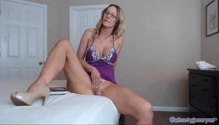Jess Ryan – Son Finds Moms Diary Blackmails Her