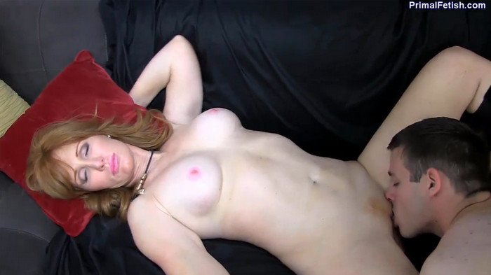 Freya Anastasia – Freya's Son is Addicted to her Pussy Parts 1-2 FULL