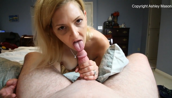 Ashley Mason – Mommys Morning Wood