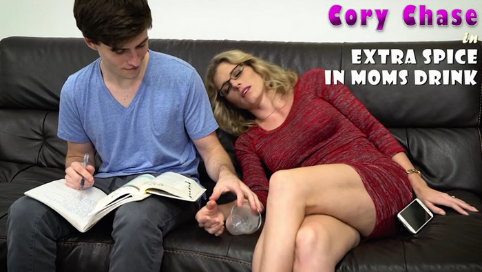 Cory Chase – Extra Spice in Mom's Drink