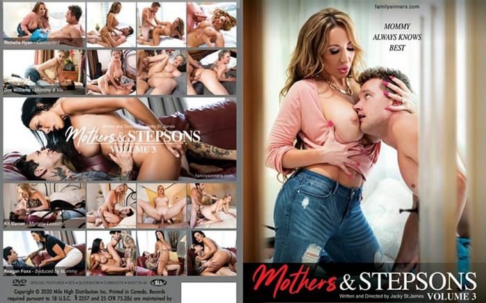 Mothers & Stepsons vol 3