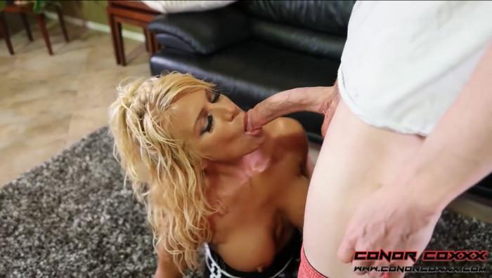 Gina West – Fucking my Super Horny Flexible StepMom