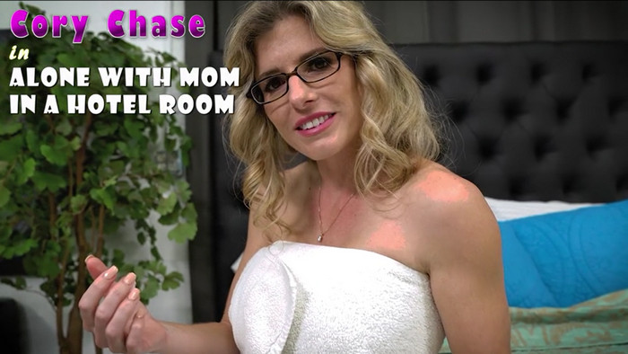 Cory Chase – Alone with Mom at a Hotel Room