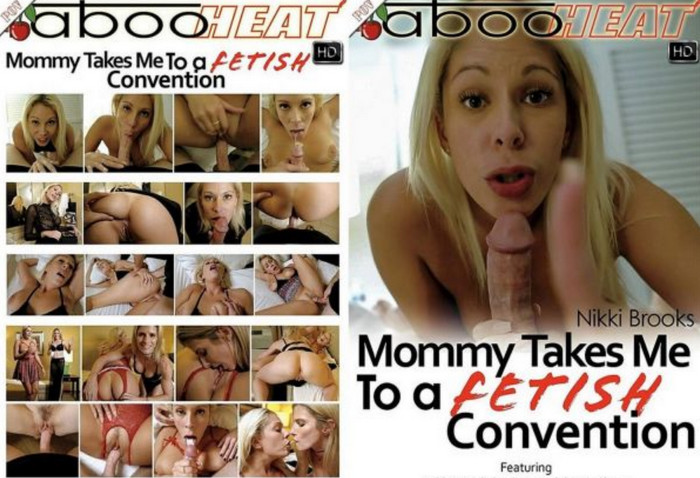 Nikki Brooks – Mom Takes Me To A Fetish Convention