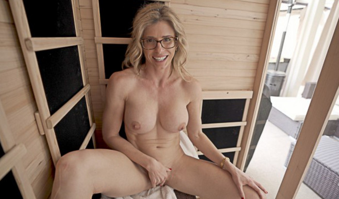 Cory Chase – Naked Sauna Fun with my Friends Hot Mom complete series WCA