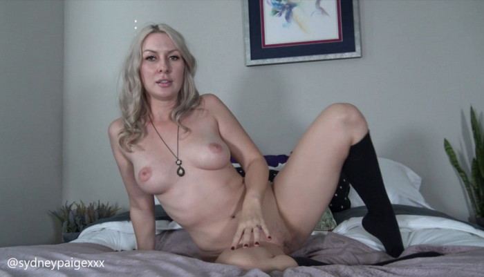 Sydney Paige – Youre Such A Handsome Young Man
