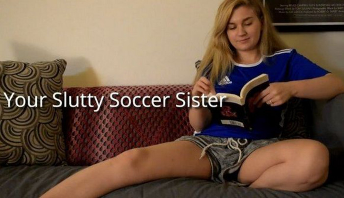 Jaybbgirl – Your Slutty Soccer Sister