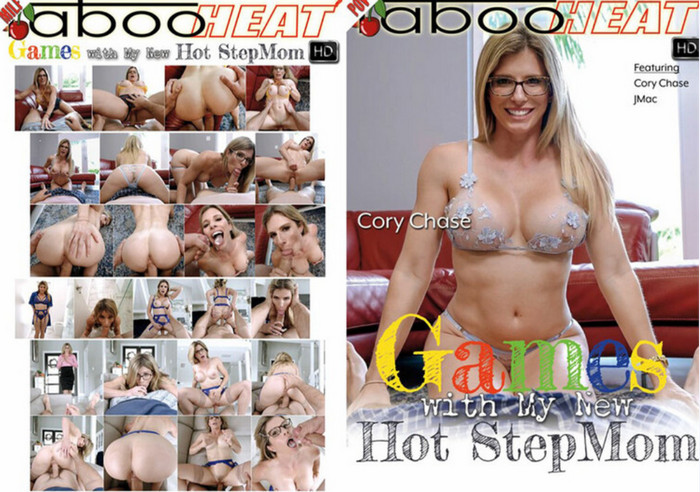 Cory Chase – Games with My New Hot Stepmom Full