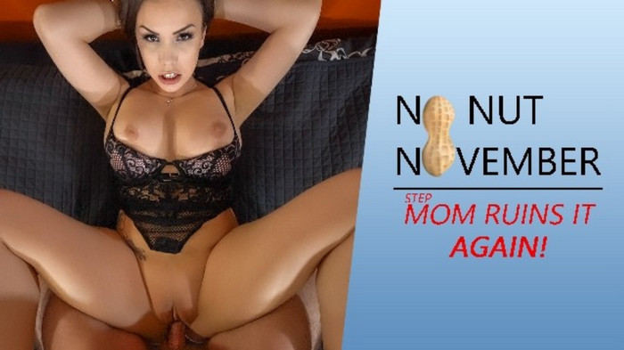 ImMeganLive – NO NUT NOVEMBER MOM RUINS IT AGAIN