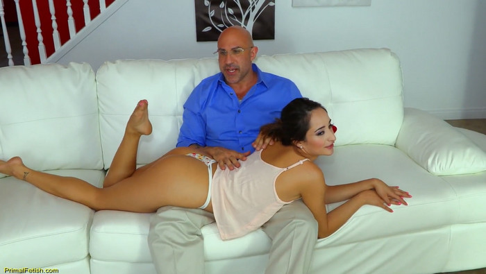 Primal's Taboo Isabella Nice – Can't Contain her Crush on Step-Dad