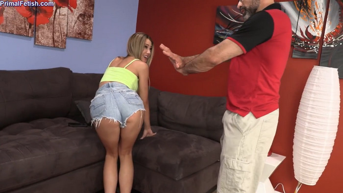 Avery Cristy – Disrespectful Step-Daughter Learns that Bitches Get Put in Collars