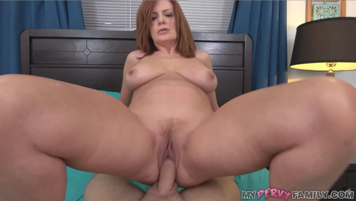 MyPervyFamily Andi James – Step-Mommy Makes Me Feel Confident