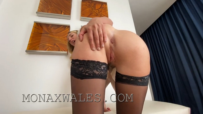 Mona Wales – Jerk Off to Mommys Butthole
