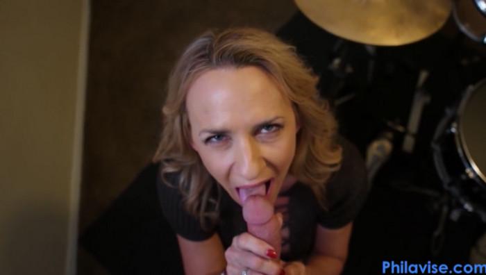 Kenzi Foxx – My Mom Blew Me In The Drum Room