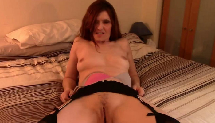 Taboo Mom Natasha – A Deal With Auntie