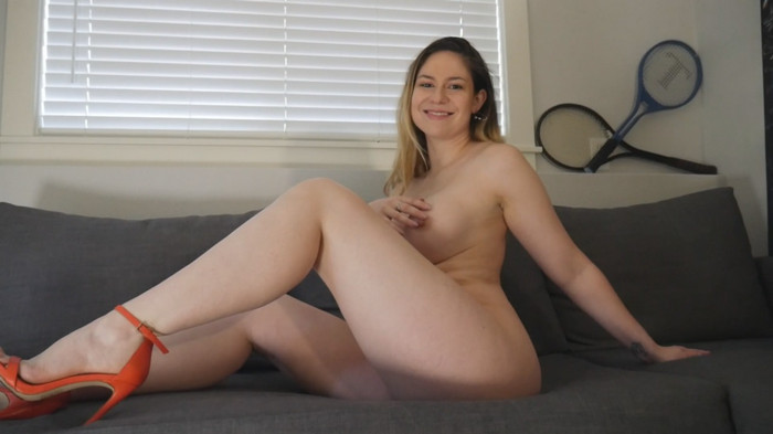 Ashley Alban – Sundress Ass and Feet Tease