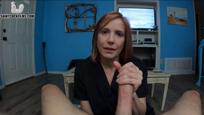 Jane Cane – Step Mom Wants To Examine My Cock