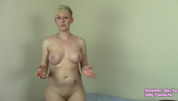 Brittany Lynn – Nudist Step-Mom Gives POV Handjob and Rides Cock to Ruined Orgasm Because You Enjoy it Too Much