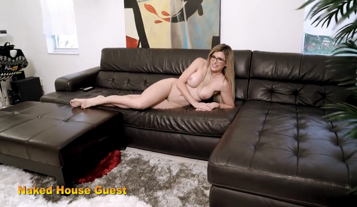 Cory Chase – Naked House Guest