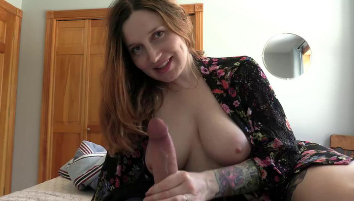Bettie Bondage – Cougar Landlady Needs Your Cock
