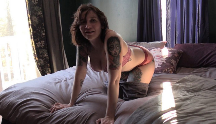 Bettie Bondage – Trying Out The New Camera With Mom
