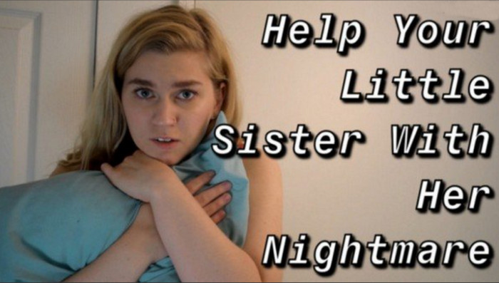 Jaybbgirl – Help Your Little Sister With Her Nightmare
